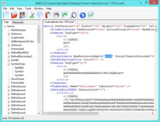 Формат файла SWF чем открыть?