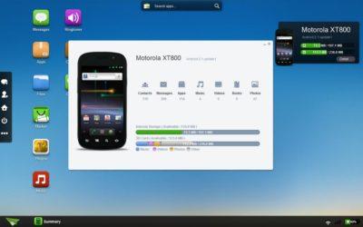 Управлять планшетом с телефона Android