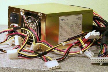 Что может сломаться в блоке питания компьютера?
